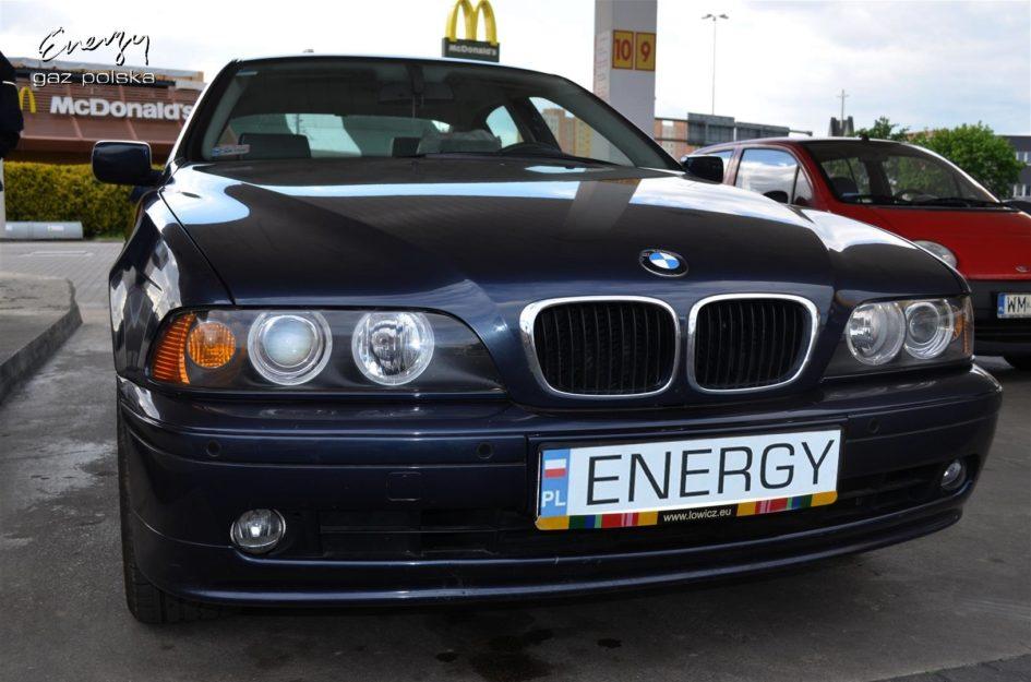 BMW 530i 3.0 2001r LPG