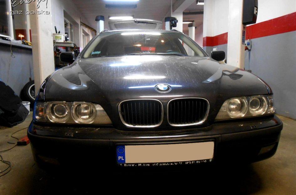 BMW 528i 2.8 2000r LPG