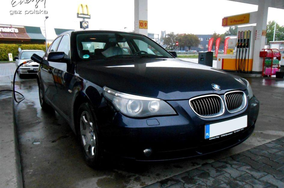 BMW 525i 2.5 2005r LPG