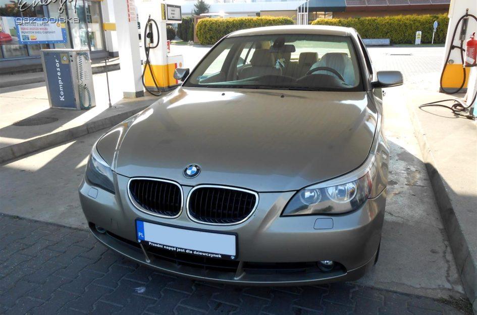 BMW 520 2.2 2003r LPG