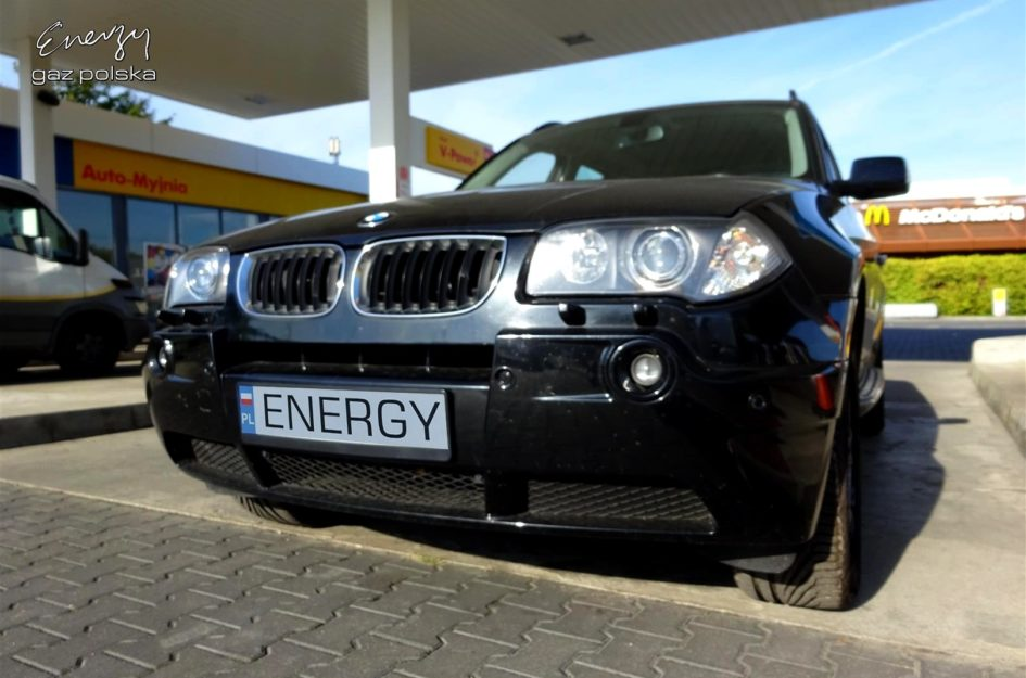 BMW X3 3.0 2005r LPG