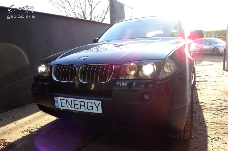 BMW X3 3.0 2004r LPG
