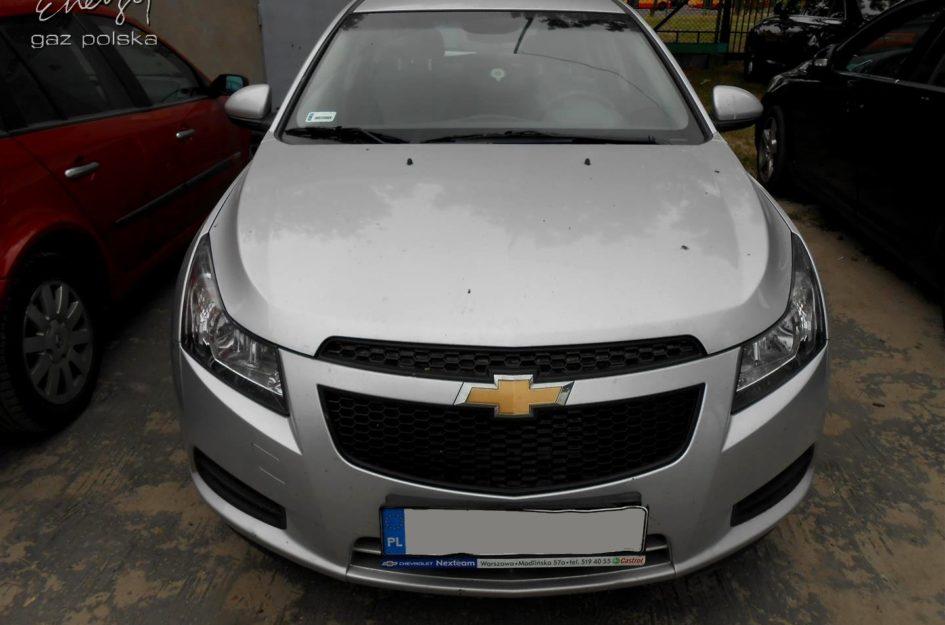 Chevrolet Cruze 1.6 2010r LPG