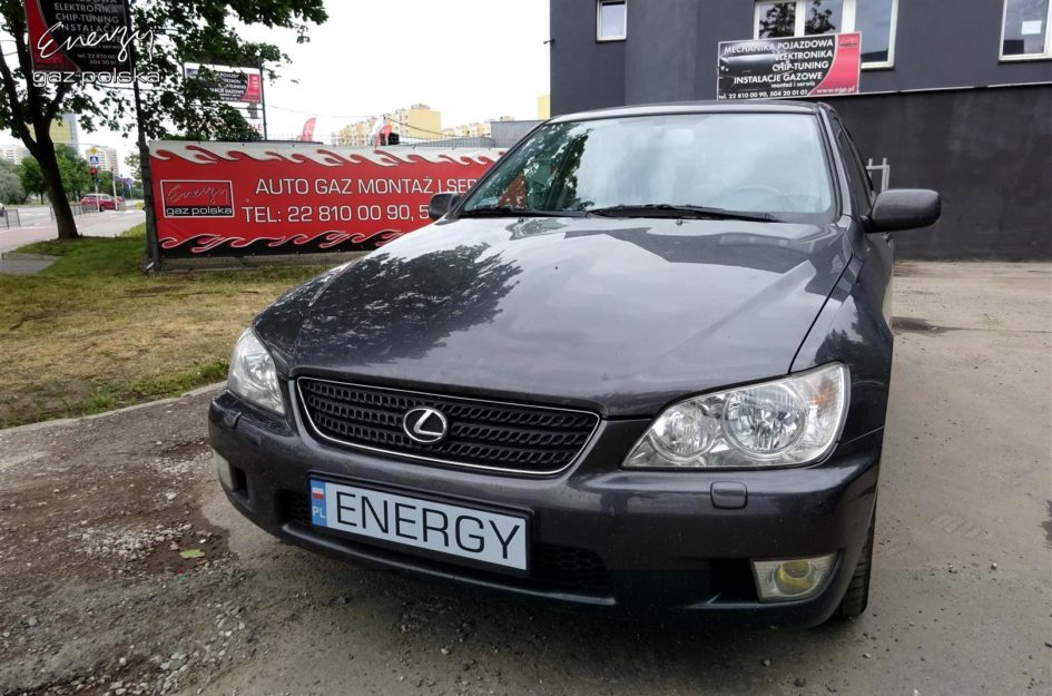Lexus IS 200 2.0 2002r LPG