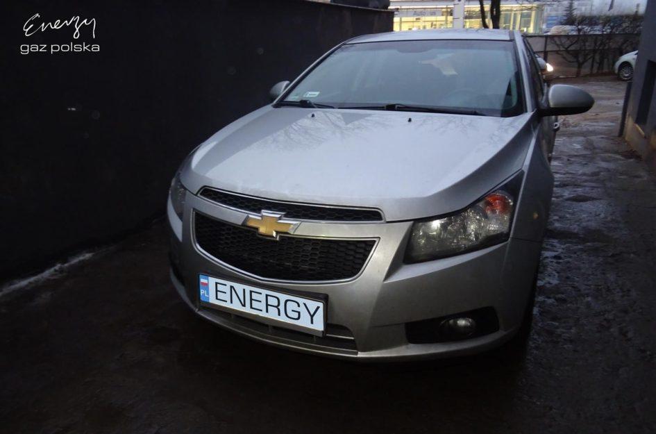 Chevrolet Cruze 1.8 2012r LPG