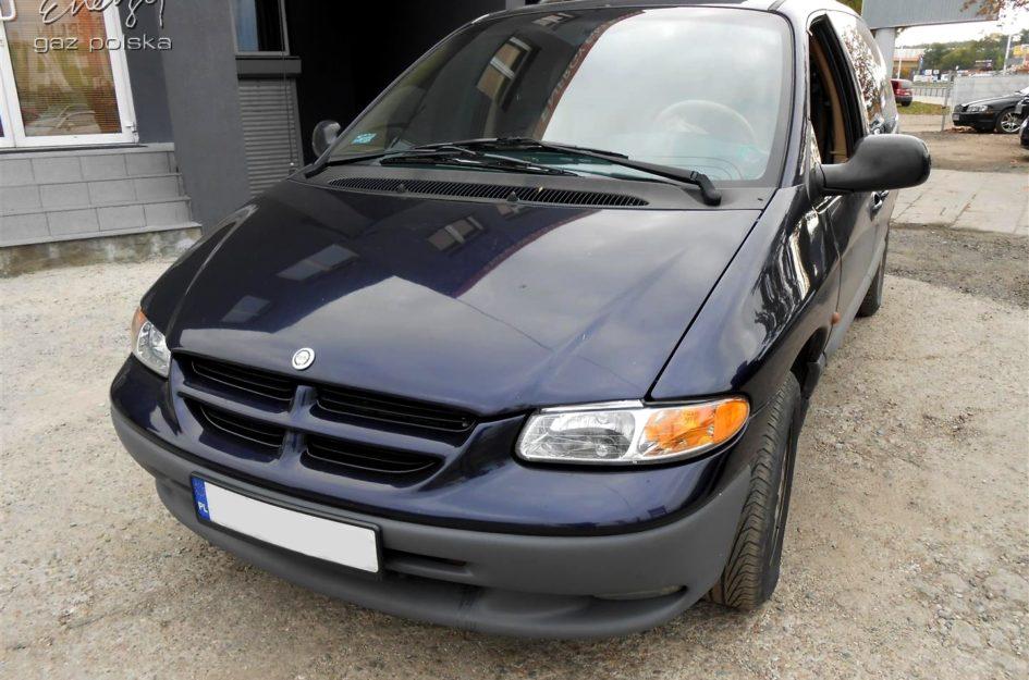 Chrysler Grand Voyager 3.3 1999r LPG