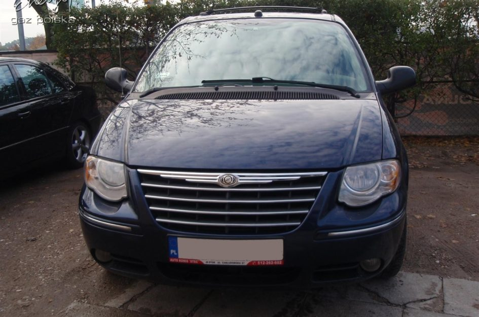 Chrysler Town and Country 3.8 2005r LPG