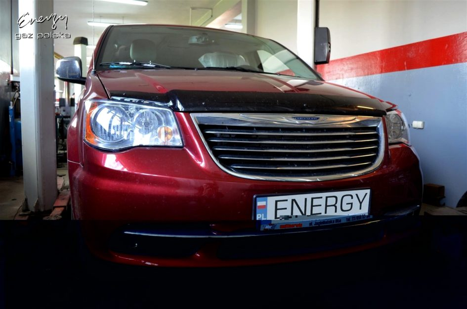 Chrysler Town and Country 3.6 V6 2013r LPG