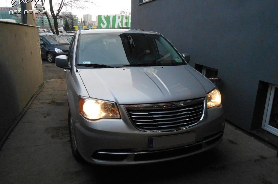 Chrysler Town and Country 3.6 2012r LPG