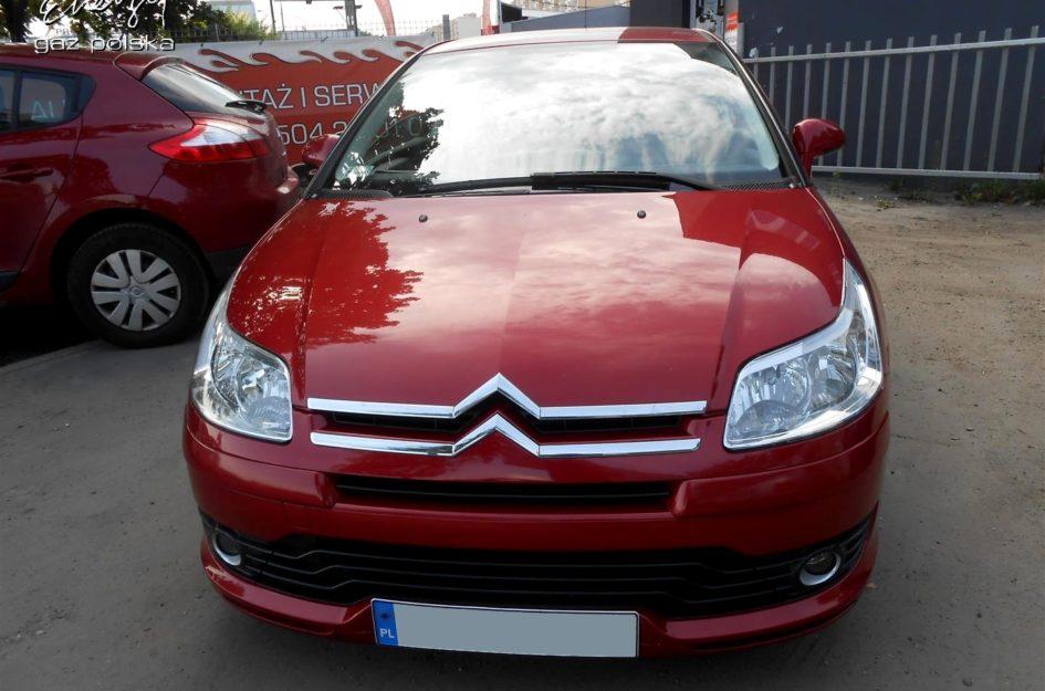 Citroen C4 1.6 2005r LPG