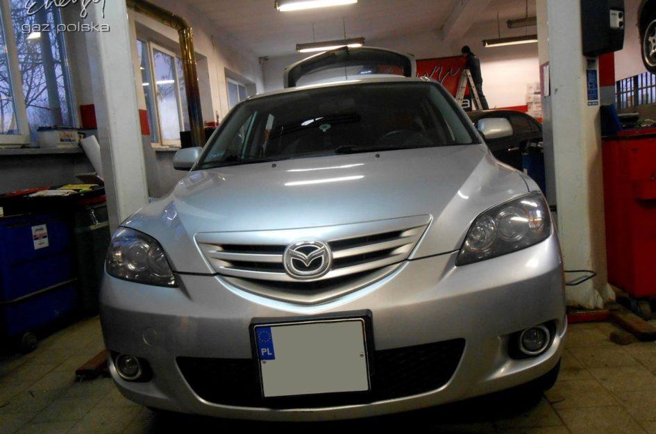 Mazda 3 2.3 2006r LPG