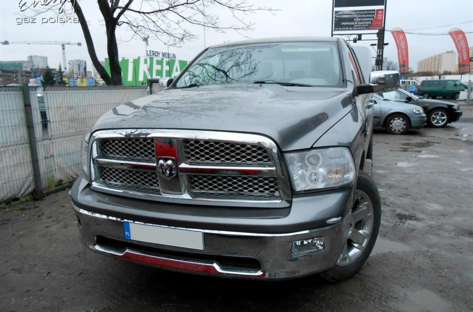 Dodge Ram 1500 5.7 HEMI 2012r LPG
