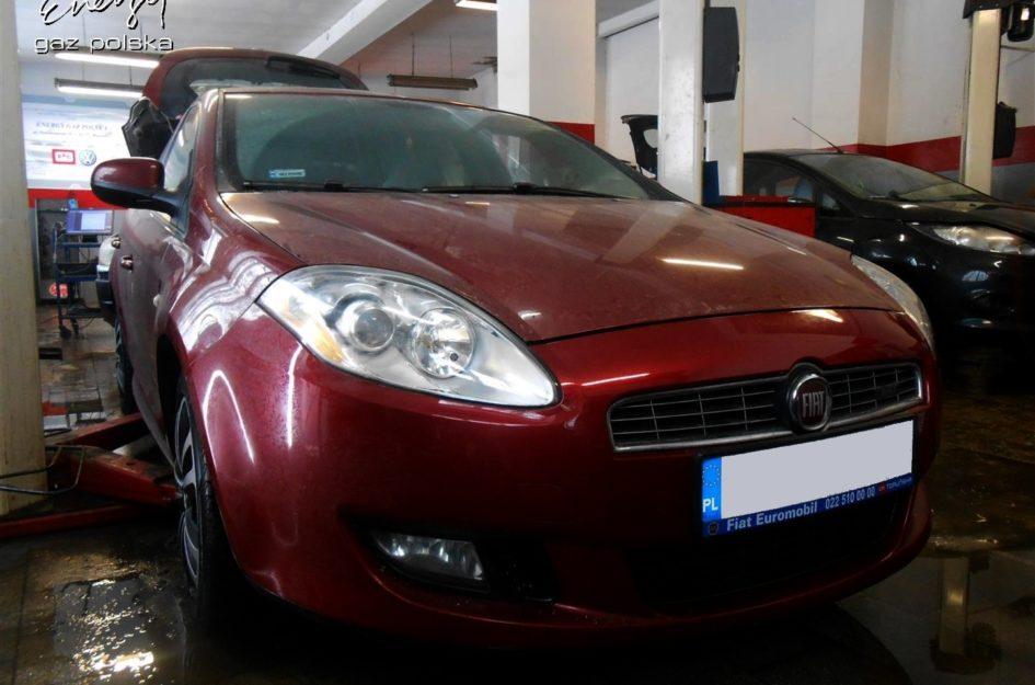 Fiat Bravo 1.4 2009r LPG