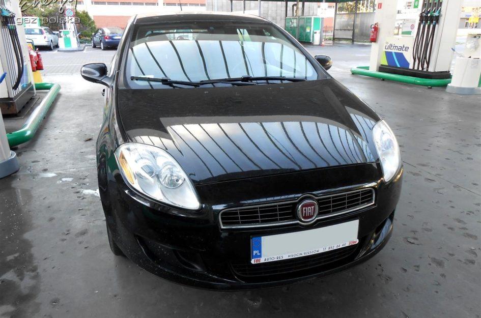 Fiat Bravo 1.4 2010r LPG