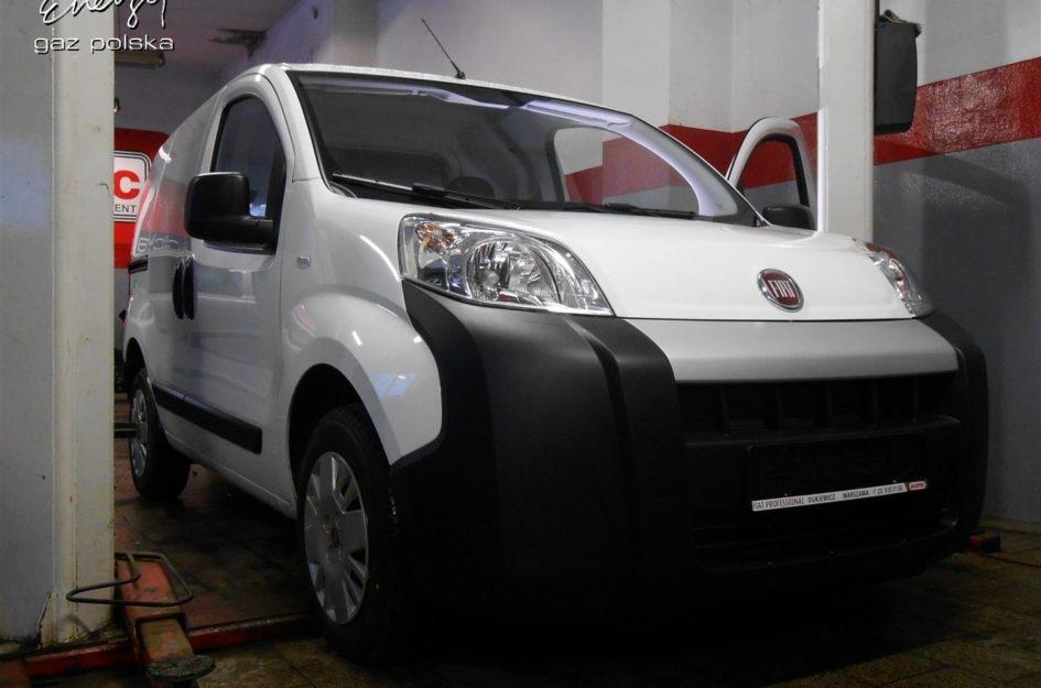 Fiat Fiorino 1.4 2013r LPG