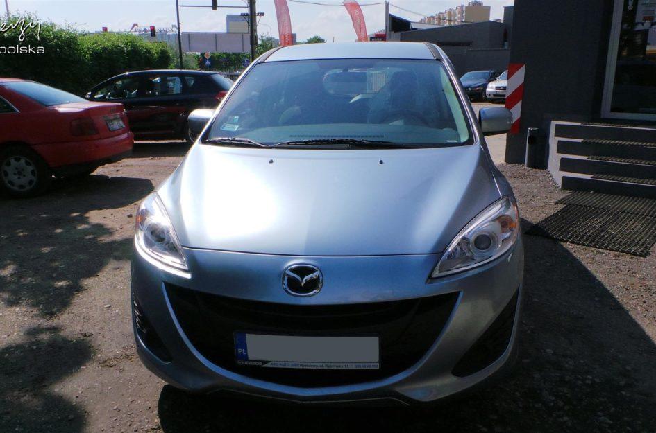 Mazda 5 2.5 2011r LPG