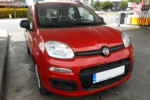 Fiat Panda 1.2 2014r LPG