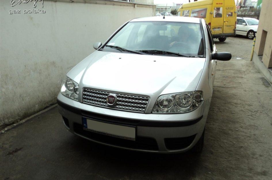 Fiat Punto 1.2 2010r LPG