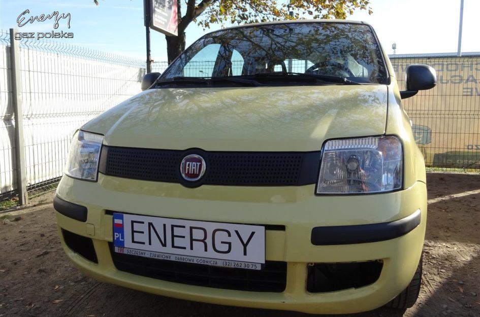 Fiat Panda 1.1 2010r LPG