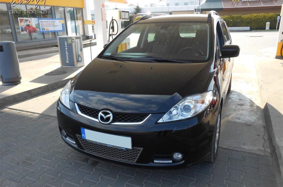 Mazda 5 2.0 2005r LPG