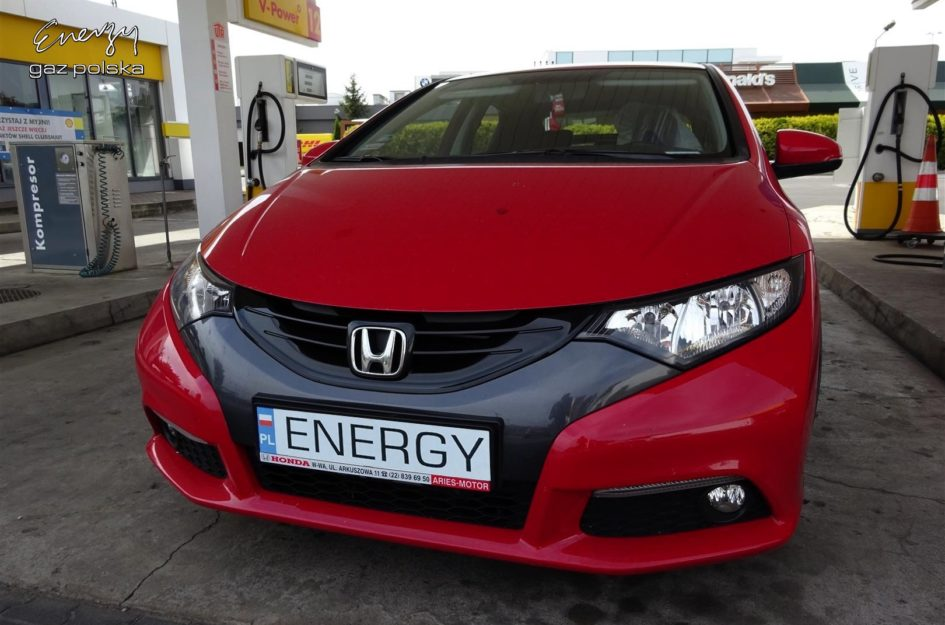 Honda Civic 1.8 2013r LPG