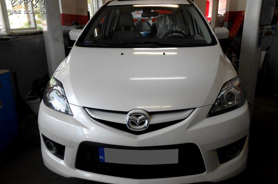 Mazda 5 2.3 2009r LPG