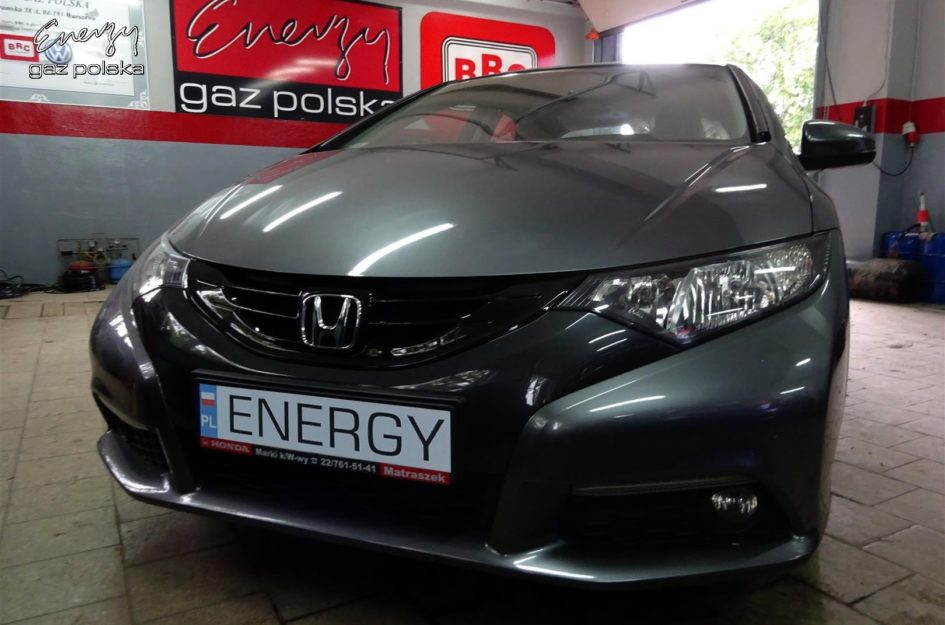 Honda Civic 1.8 2012r LPG
