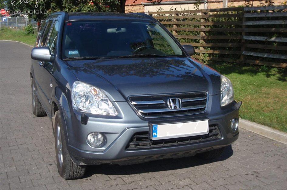 Honda CR-V 2.0 2006r LPG