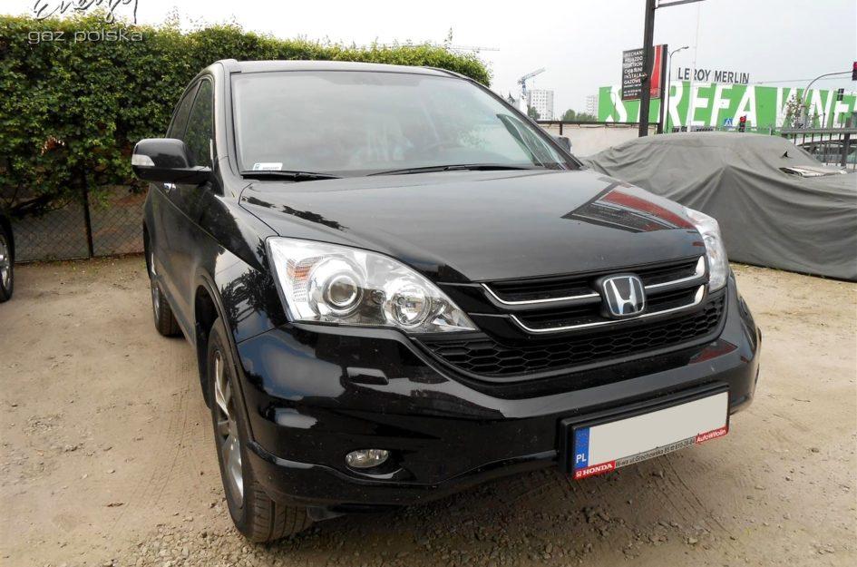 Honda CR-V 2.0 2011r LPG