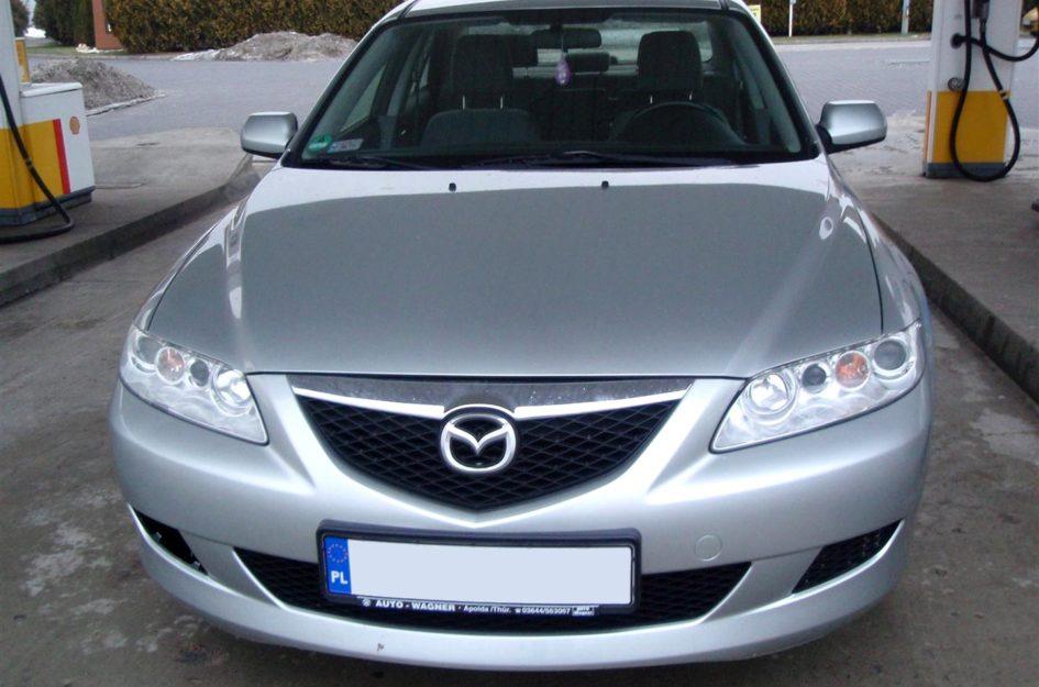 Mazda 6 1.8 2004r LPG