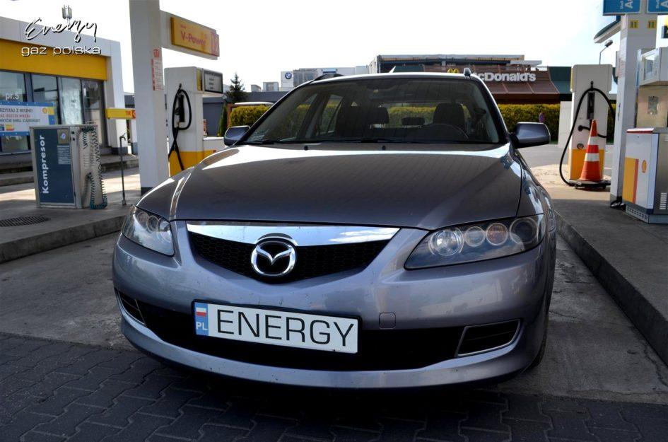 Mazda 6 2.0 2007r LPG