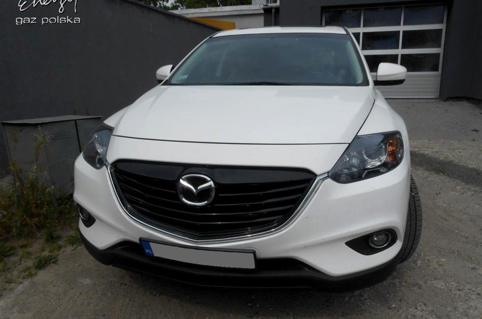 Mazda CX-9 3.7 2013r LPG