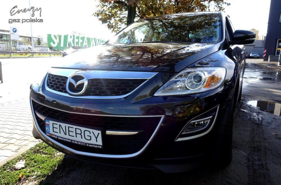 Mazda CX-9 3.7 2011r LPG