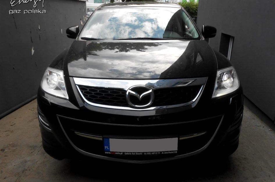 Mazda CX-9 3.7 2010r LPG