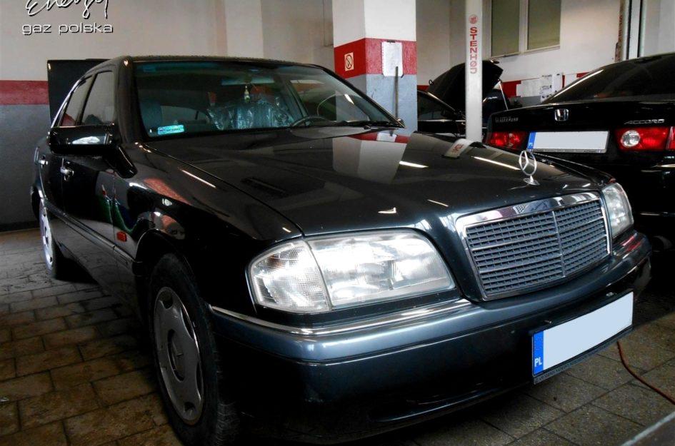 Mercedes C Klasa 2.0 1994r LPG