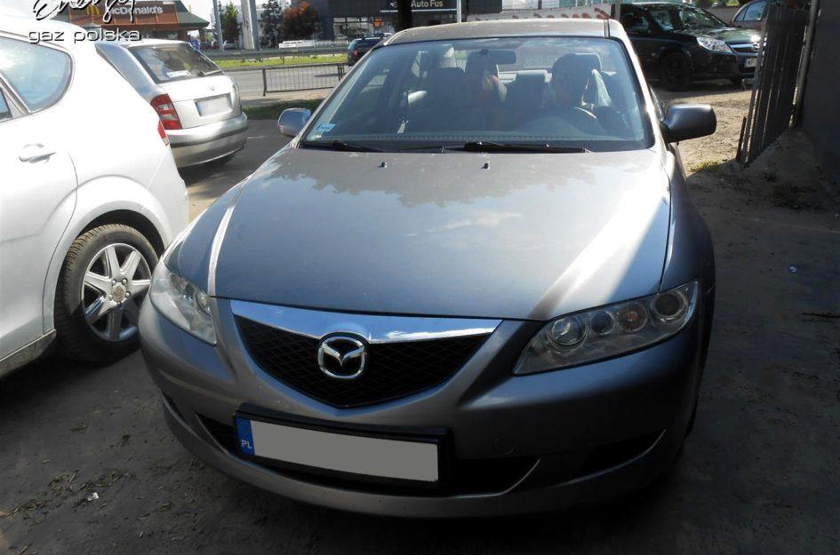 Mazda 6 1.8 2003r LPG
