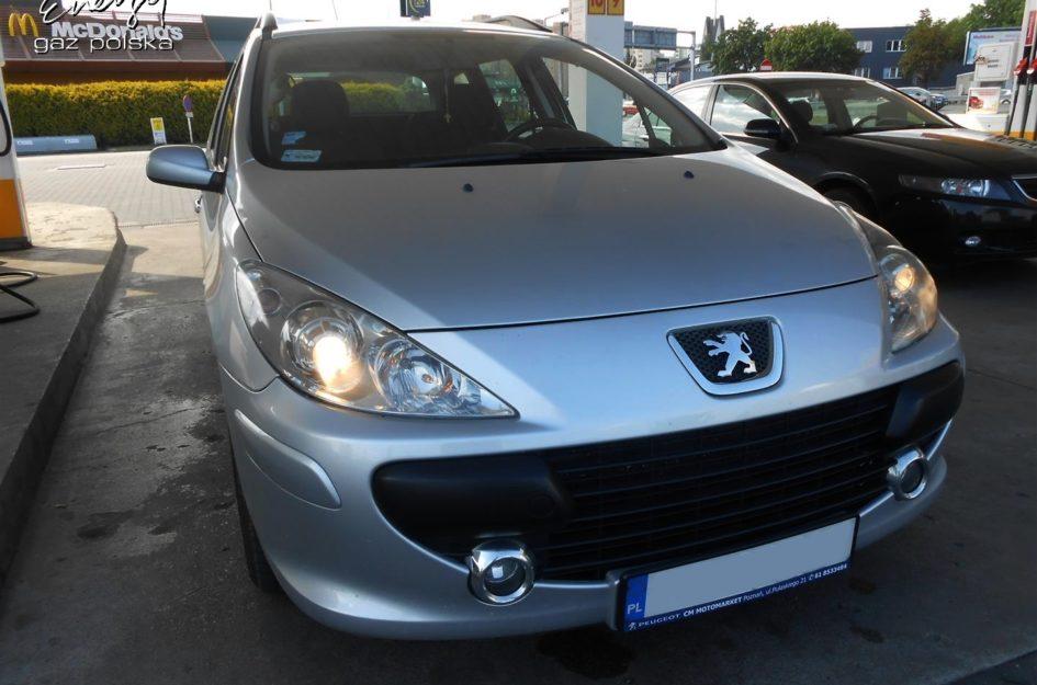 Peugeot 307 1.6 2006r LPG