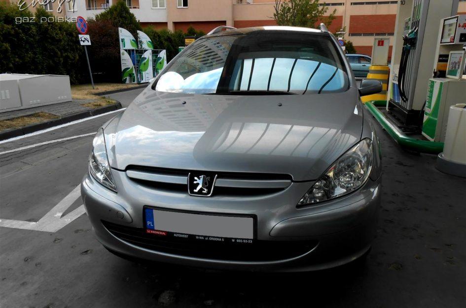Peugeot 307 1.6 2004r LPG