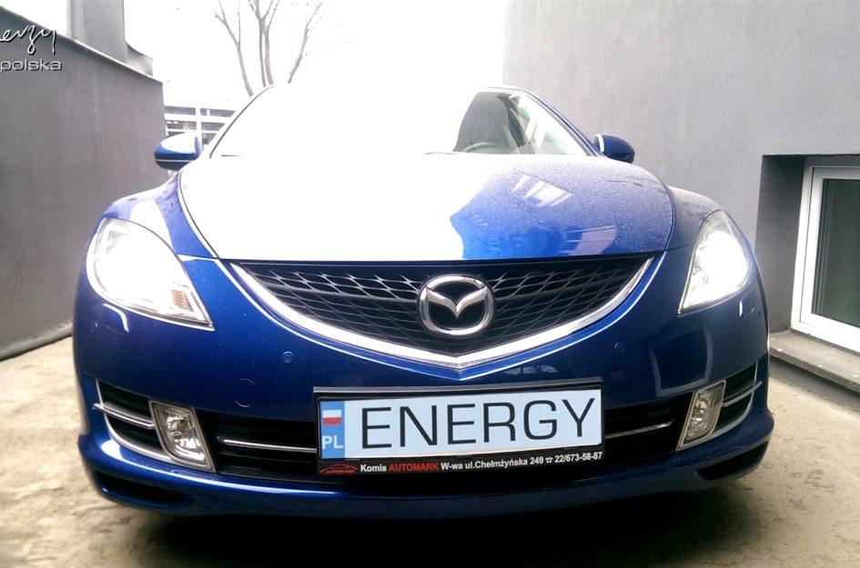 Mazda 6 2.5 2008r LPG