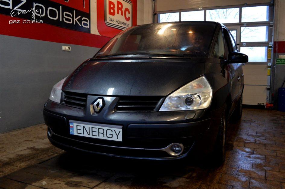 Renault Espace 2.0T 2007r LPG
