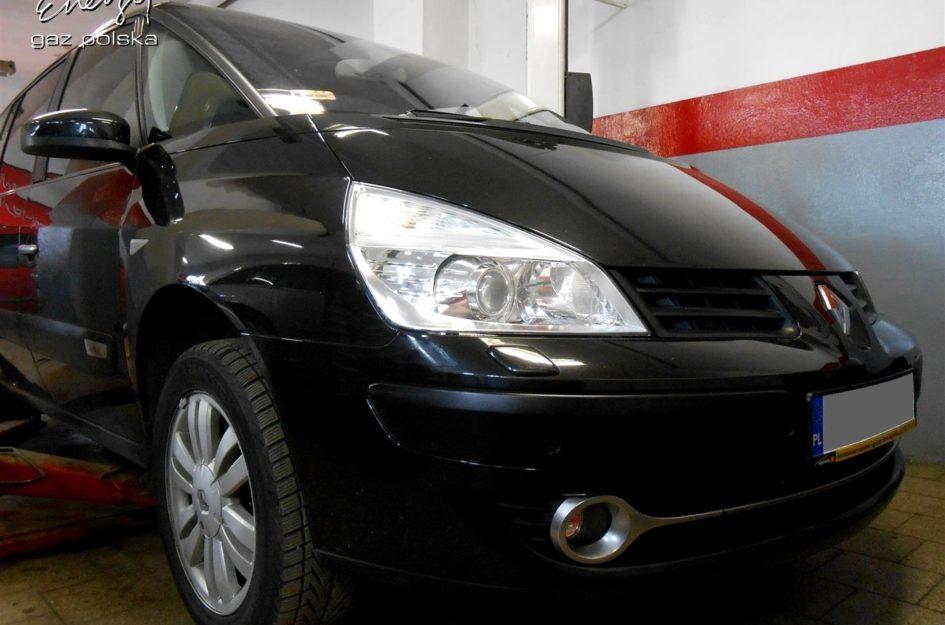 Renault Espace 2.0T 2008r LPG