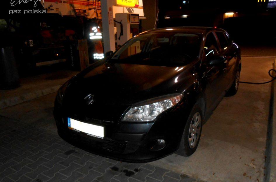 Renault Megane 1.6 2011r LPG