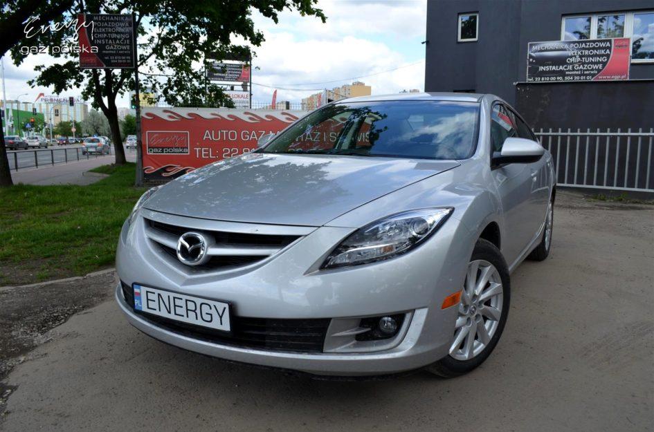 Mazda 6 2.3 2011r LPG