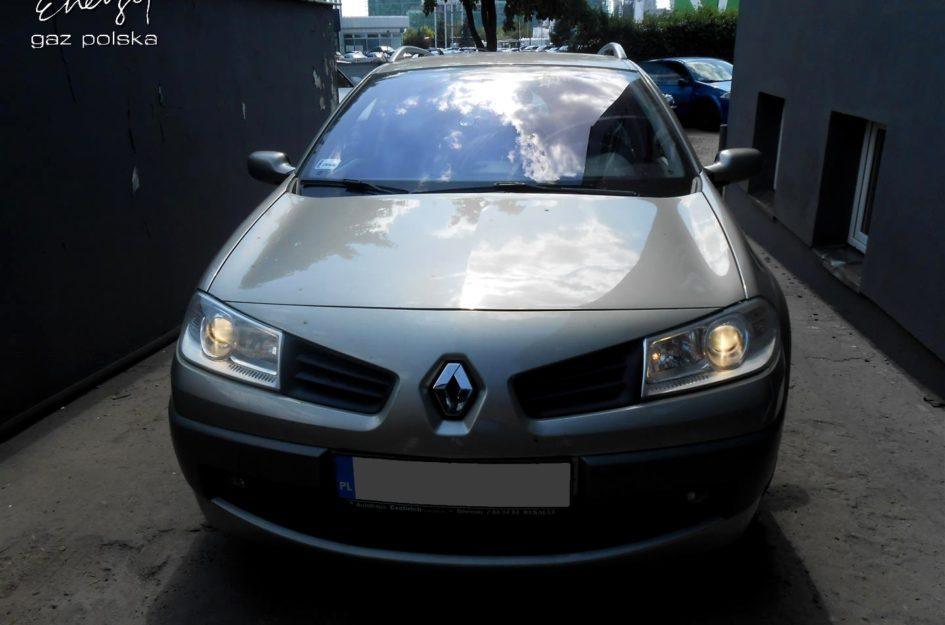 Renault Megane 1.6 2007r LPG