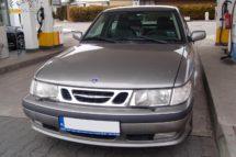 Saab 9-3 2.0T 2001r LPG