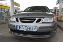 Saab 9-3 2.0T 2002r LPG