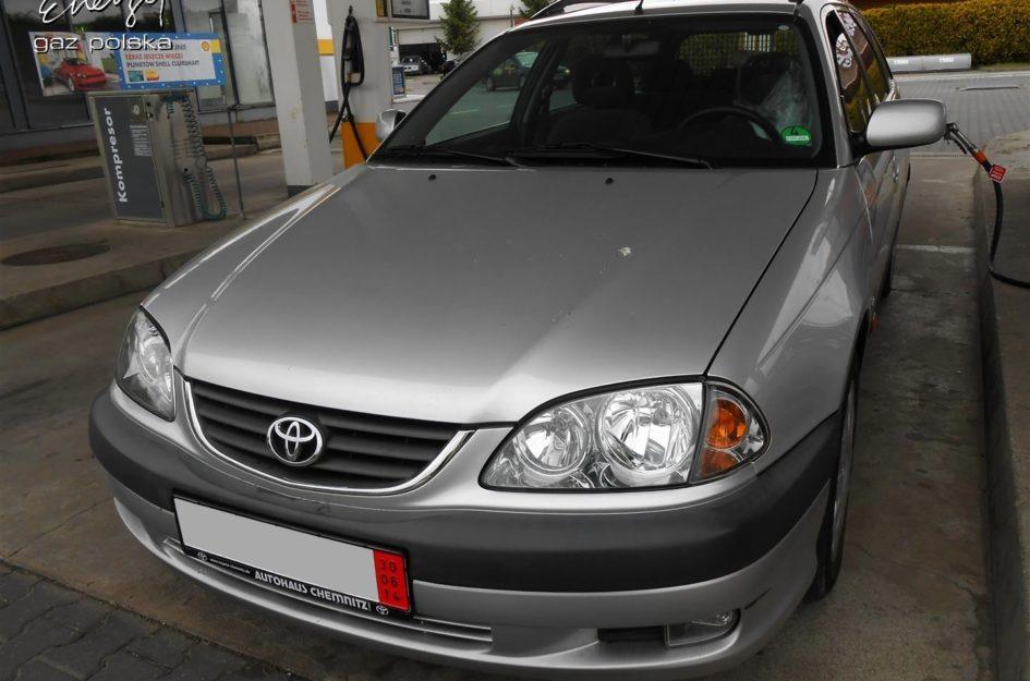 Toyota Avensis 1.8 2002r LPG