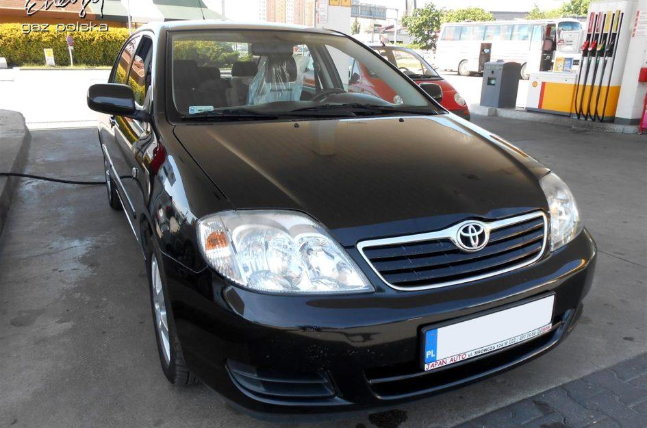 Toyota Corolla 1.4 2004r