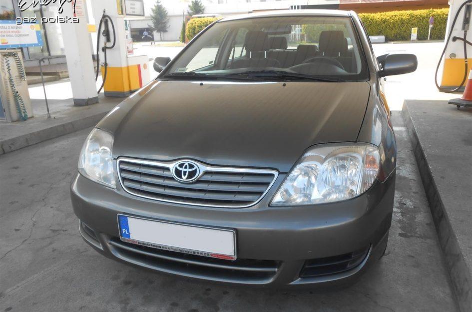 Toyota Corolla 1.4 2005r LPG