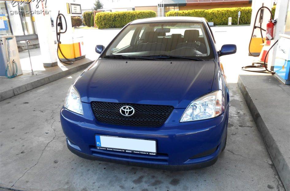 Toyota Corolla 1.6 2002r LPG